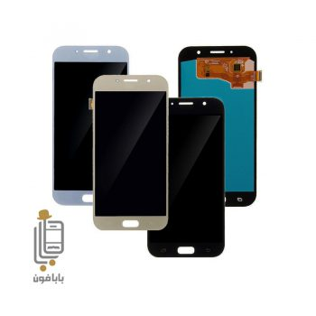 قیمت خرید تاچ ال سی دی اصلی سامسونگ (Samsung Galaxy A7 (2017
