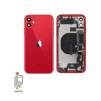 قیمت و خرید قاب-و-شاسی-قرمز-آیفون-iphone-11