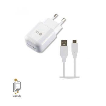 قیمت و خرید شارژر فست ال جی LG X power2