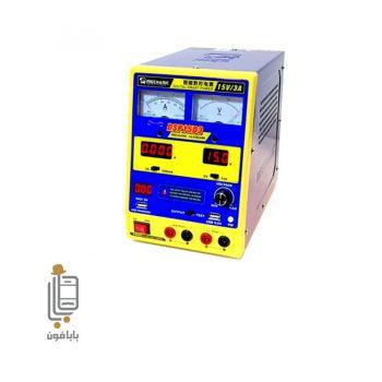 قیمت و خرید منبع-تغذیه-و-تستر-مکانیک-MECHANIC-DSP15D3