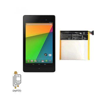 قیمت و خرید باتری-تبلت-Asus-Google-Nexus-7-2013-مدل-C11P1303